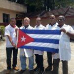 IL GOVERNO ITALIANO RINGRAZIA I MEDICI CUBANI VOTANDO CONTRO LA SOSPENSIONE DELLE SANZIONI ECONOMICHE A CUBA