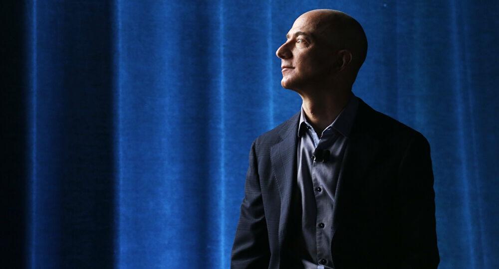 Jeff Bezos fondatore di Amazon