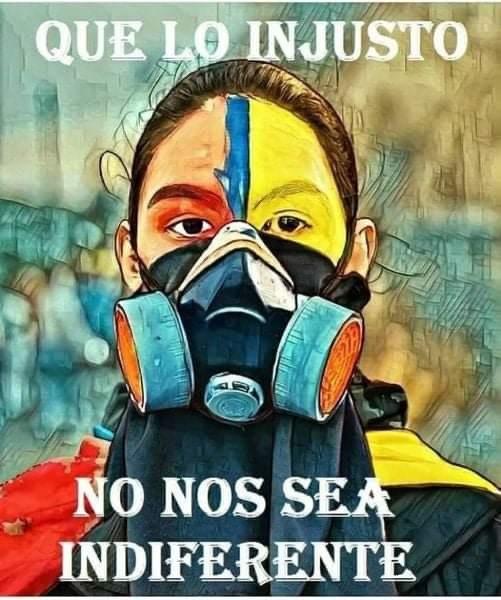 Le manifestazioni in Colombia