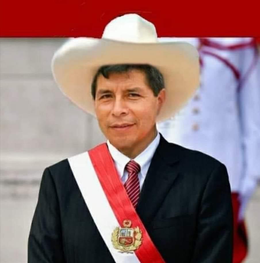 Pedro Castillo di Perú Libre