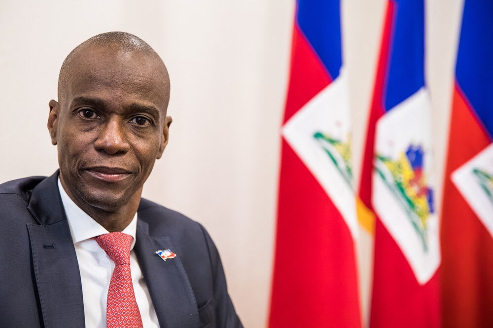 Il Presidente haitiano Moise