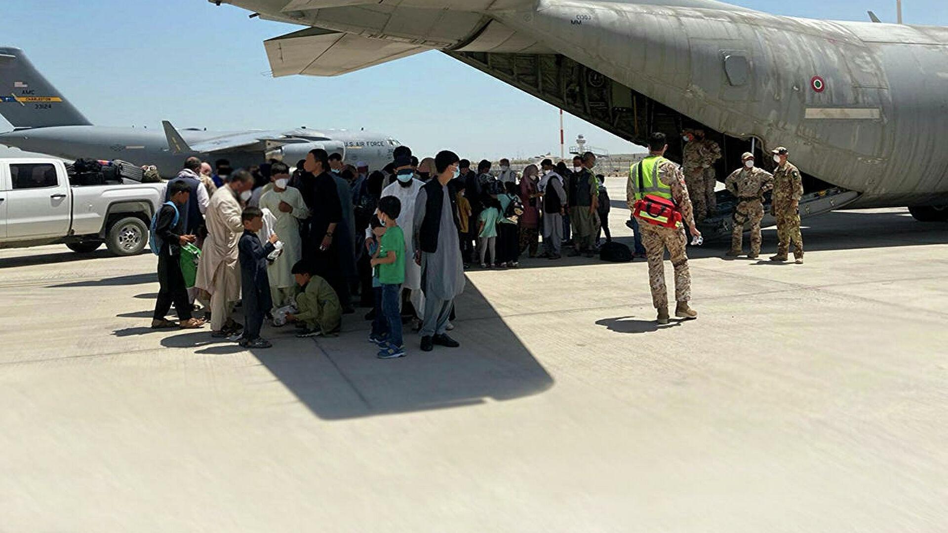 Evacuazione da Kabul
