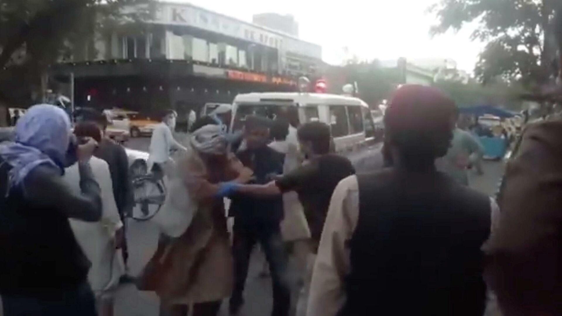 Attentato all'Aeroporto di Kabul