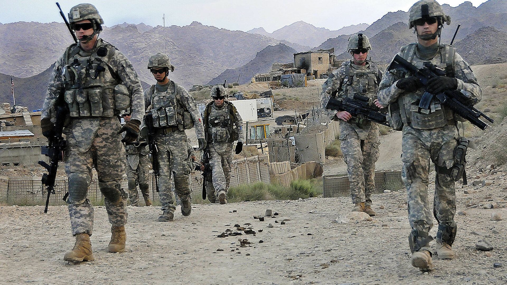 Militari statunitensi