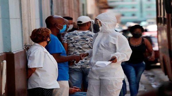 La campagna vaccinale a Cuba